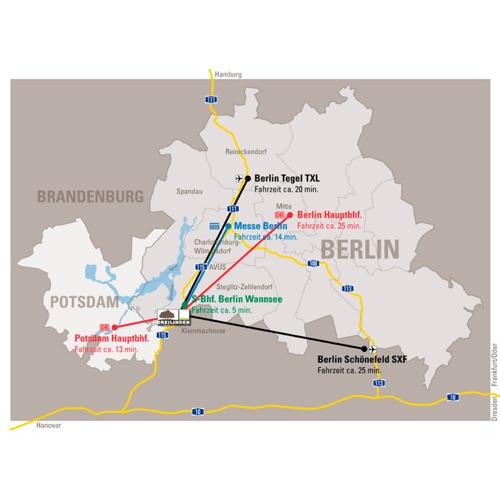 Berlin Potsdam Karte.Berlin Potsdam Makro Karte V8 Europarc