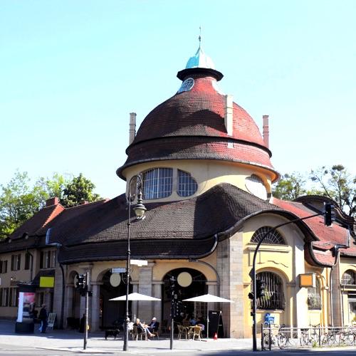 S-Bahnhof Mexikoplatz